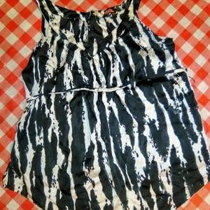 Forever 21 Silky Tank that ties in back!!